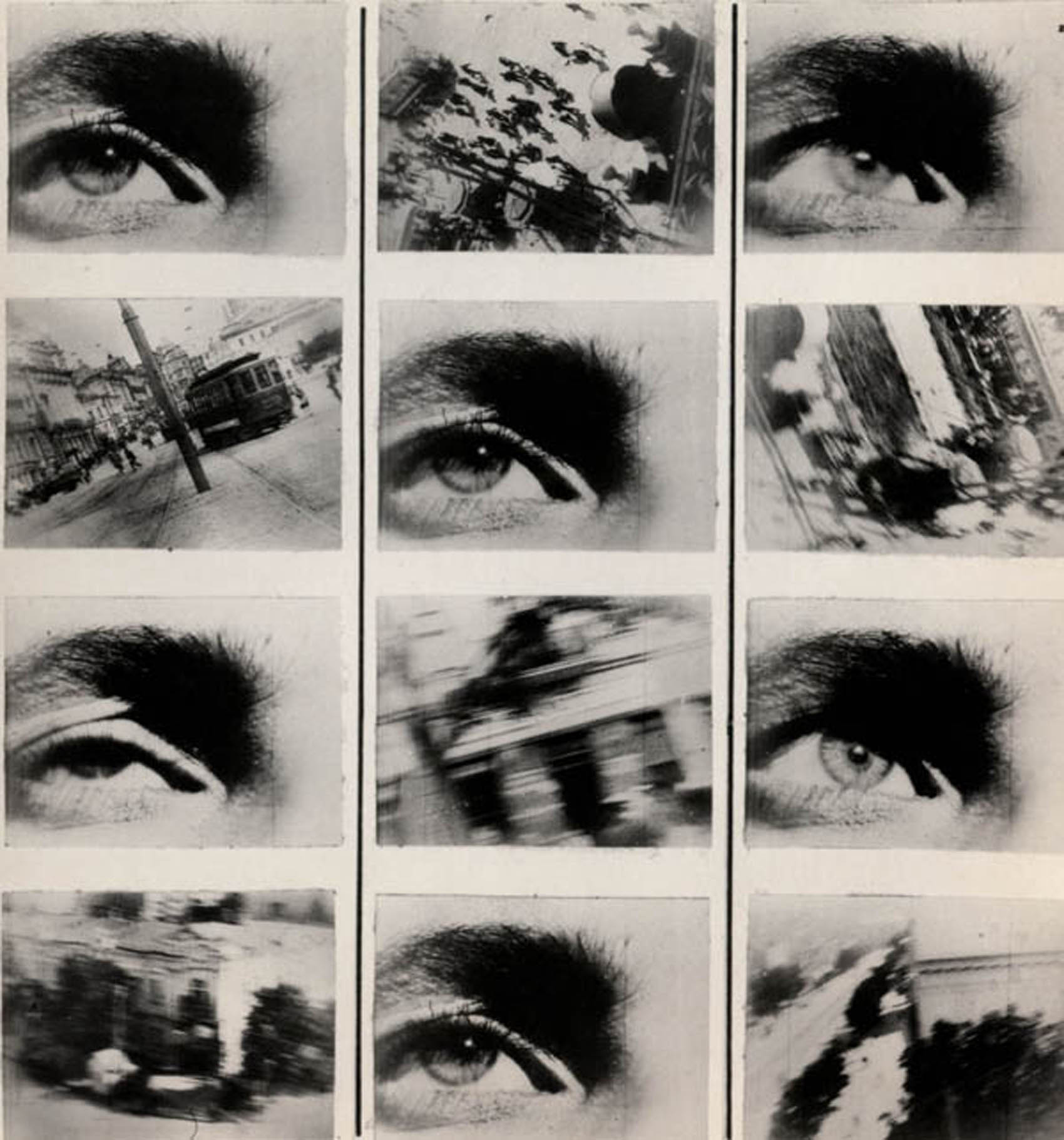 "Dziga Vertov ""The Man with a Movie Camera"""